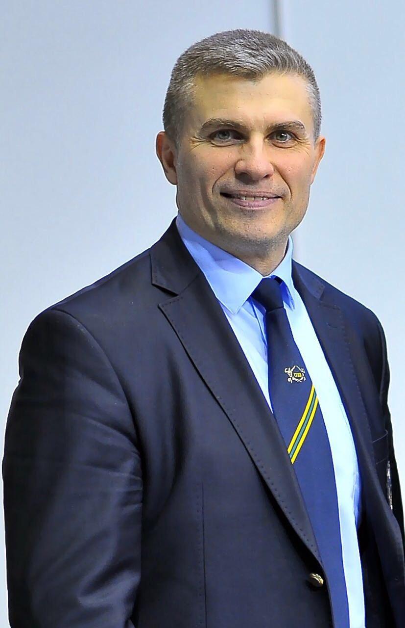 Александр Вишневский - президент ФББР